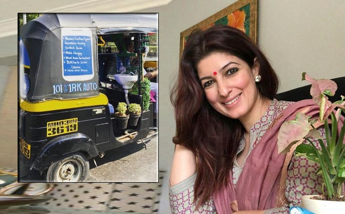 Twinkle Khanna Shares Photo Of A Luxurious Auto With Mobile Charging Facilities & More; Post Goes VIRAL With Over 50K Likes