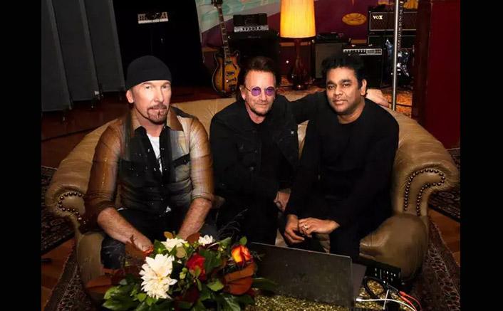 U2, Rahman team up for 'Ahimsa' song