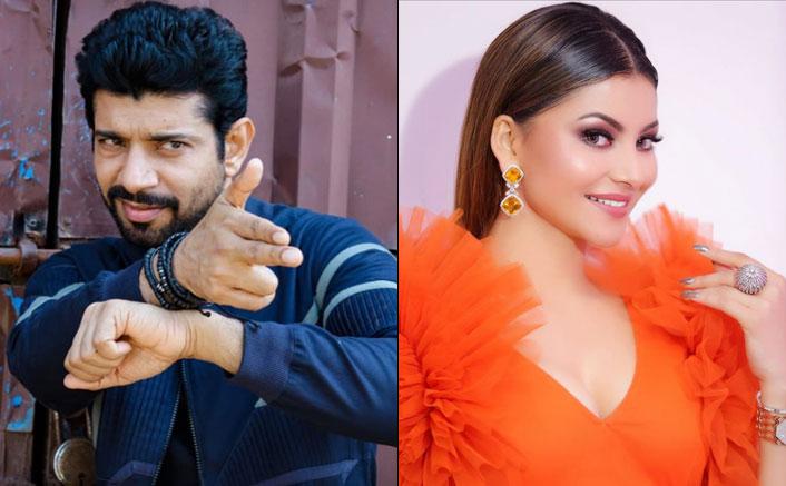 Urvashi Rautela and Viineet Kumar paired in new film