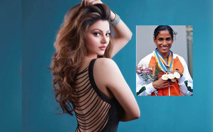 Urvashi Rautela eager to play PT Usha in biopic