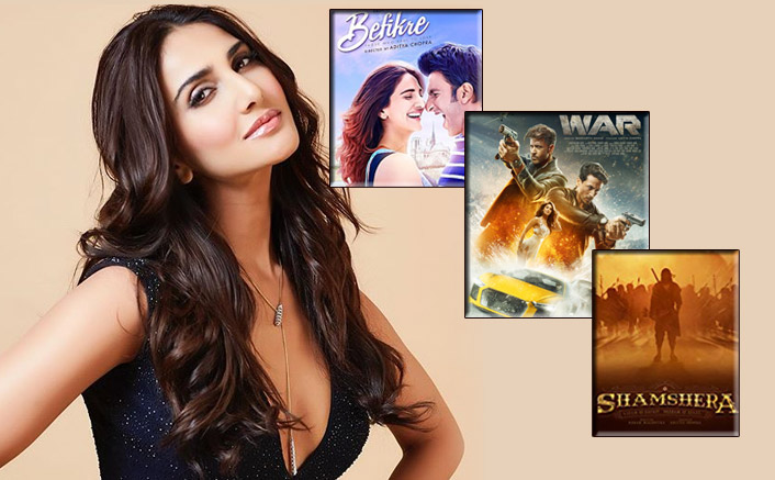 Failure Of Befikre, Success Of War To The Upcoming Shamshera - Vaani Kapoor Is Thankful About It All