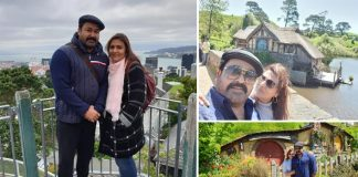 Vacation Mode: Mollywood Star Mohanlal Shares His Holiday Pics From New Zealand