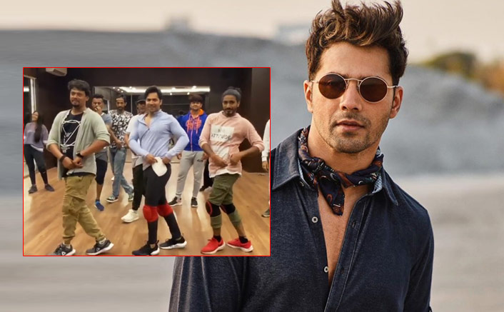 "Varun Dhawan On Imitating The Girl Walk In Coolie No 1 Says, ""Easy Nahi Hai"""