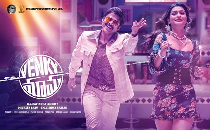 Venky Mama: Foottapping Track 'Yennallako' Ft Venkatesh & Paayal Rajput To Be Out On THIS Date