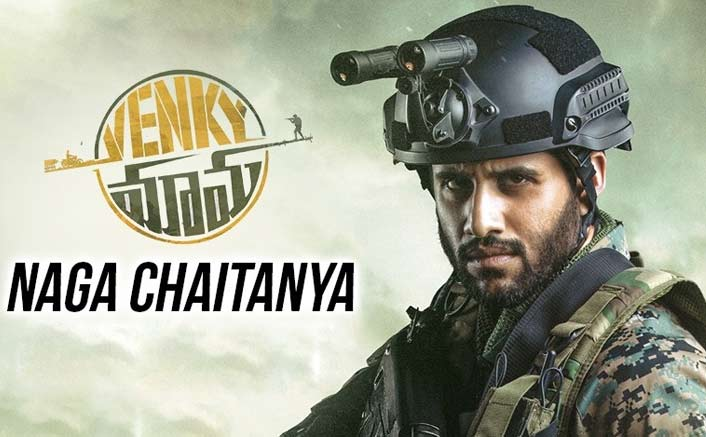 Venky Mama Teaser: Naga Chaitanya Looks His Intense Best As An Army Officer