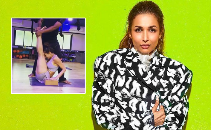 VIDEO: Malaika Arora Never Misses On Giving Fitness Goals & Here's Another One!