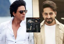 VIDEO: When Shah Rukh Khan Broke A Glass Bottle On Newbie Ayushmann Khurrana's Head!