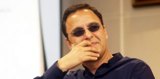 Vidhu Vinod Chopra announces his new film 'Shikara'