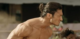 Vidyut's 'Commando 3' introductory scene out