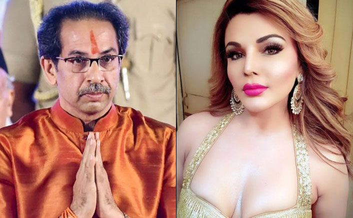 VIRAL Video: Rakhi Sawant Says She's 'Desperate' To See Uddav Thackrey As 'Mumbai's Next CM'; Gets Mercilessly Trolled!