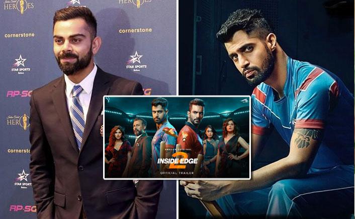 Virat Kohli Inspires Tanuj Virwani For His Character In Inside Edge 2