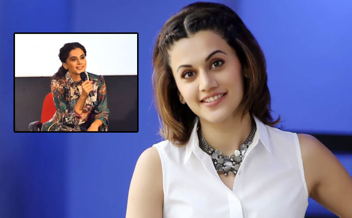 Watch Video: Taapsee Pannu Shuts Down Trolls Like A Baws Lady