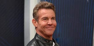 Wedding on Dennis Quaid's mind