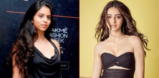 WHAT! Ananya Pandey USed To Essay Side Role In School Plays While BFF Suhana Khan Was Always The Lead!