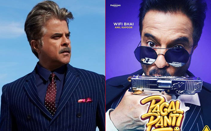 WHAT? Anil Kapoor Was Going To Get A WiFi Tattoo Made On His Forehead For Pagalpanti?