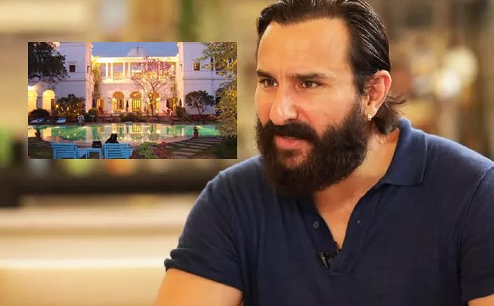 WHAT? Saif Ali Khan Had To Buy The Pataudi Palace
