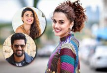 WHAT!Taapsee Pannu Calls Jacqueline Fernandez & Vicky Kaushal The Worst Co-starEver & Here Why!
