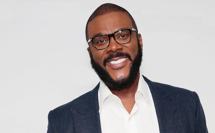 When Tyler Perry was running from poverty