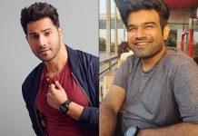 Whimsical working with Varun Dhawan for third time: Sahil Vaid