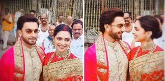 Wishes pour in for Deepika Padukone on her first wedding anniversary, fans trend #DeepikaPadukone
