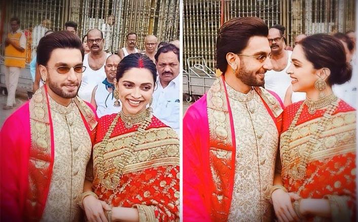 #DeepVeer Trends As Deepika Padukone, Ranveer Singh Celebrate First Wedding Anniversary
