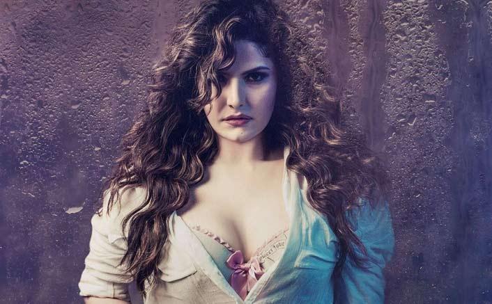 Zareen Khan: I Am Ok Kissing A Girl If The Role Demands It