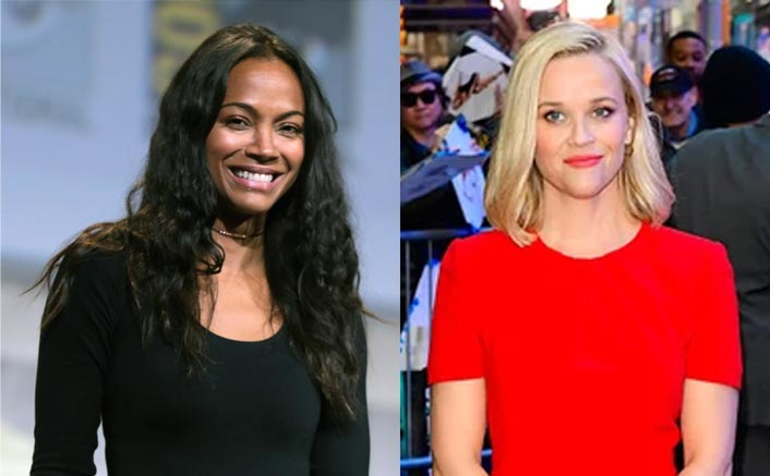 Zoe Saldana, Reese Witherspoon join hands for Netflix series
