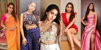 5 Times Sara Ali Khan Made Heads Turn With Her Royal Fashion Choices!