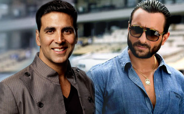 "Saif Ali Khan On Struggling Days: ""People Felt I Looked Like A Girl... Akshay Kumar Looked Like A Hero"""