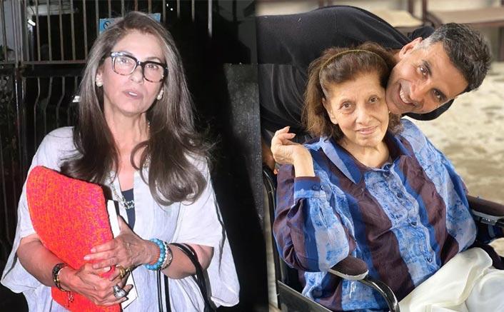 Akshay Kumar-Twinkle Khanna's Grand Mother Betty Kapadia Passes Away At 80
