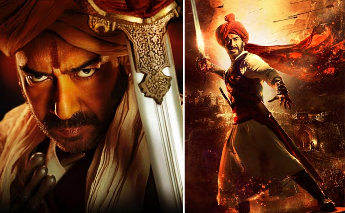 Tanhaji: The Unsung Warrior Box Office Day 2: Ajay Devgn's Film Roars!