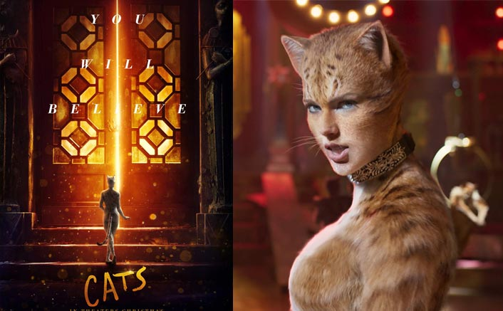 Taylor Swift's Musical 'Cats' FINALLY Gets A Release Date In India