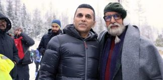 Chehre: Amitabh Bachchan Donned The Director Cap For Certain Scenes, Reveals Producer Anand Pandit