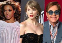 Oscars 2020 Shortlist: Taylor Swift OUT While Beyonce, Elton John Make The Cut