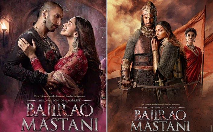 #4YearsOfBajiraoMastani: Ranveer Singh, Deepika Padukone & Priyanka Chopra's Fan Celebrate The Masterpiece
