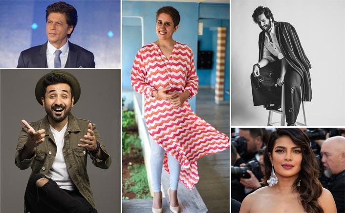 #Flashback2019: From Shah Rukh Khan To Priyanka Chopra, Global Disruptors Of The Year