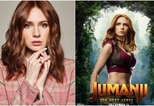'Jumanji' heroine Karen Gillan: I got rejected from every audition once