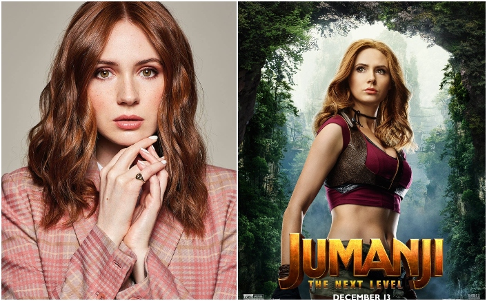 'Jumanji' heroine Karen Gillan: I got rejected from every audition once