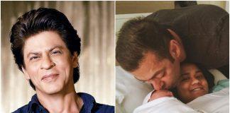 Salman Khan's Lil. Niece Has Connections With Shah Rukh Khan & Legendary Yash Chopra! Here's How