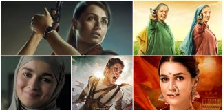 From Kangana Ranaut In Manikarnika To Kriti Sanon In Panipat - B'Town Performances We Can't Stop Hailing This Year!