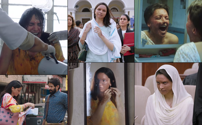 Chhapaak Trailer: Deepika Padukone-Vikrant Massey's Struggle For Justice Moves Your Soul Right Away!