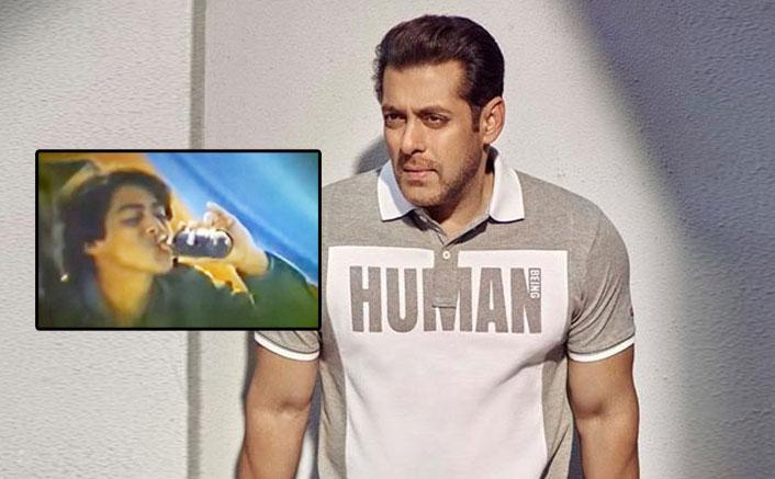 Salman Khan Swam Underwater To Impress Director's Girlfriend To Grab His Debut Advertisement