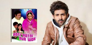 WHAT! Kartik Aaryan Has Not Seen The Original Version Of Pati Patni Aur Woh!
