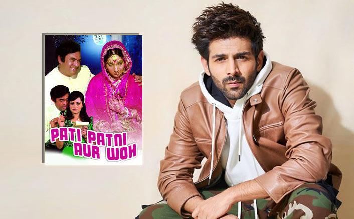 WHAT! Kartik Aaryan Has Not Seen The Original Version Of Pati Patni Aur Woh!