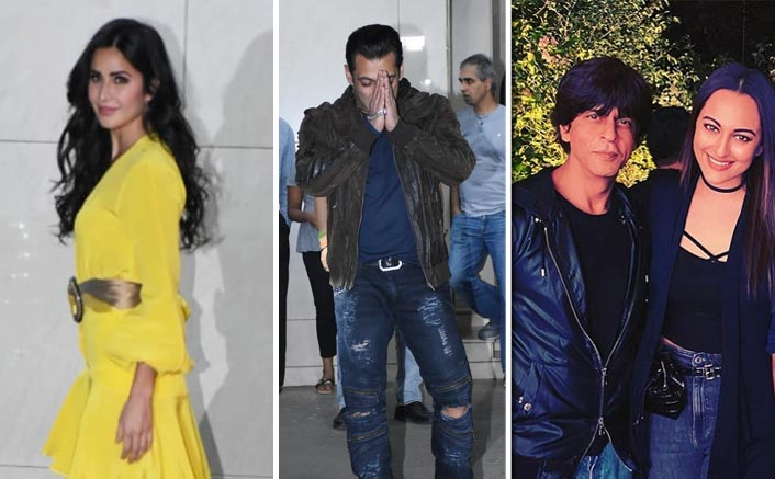 Salman Khan Birthday: From Shah Rukh Khan To Katrina Kaif - Celebs Who Graced The Bash!