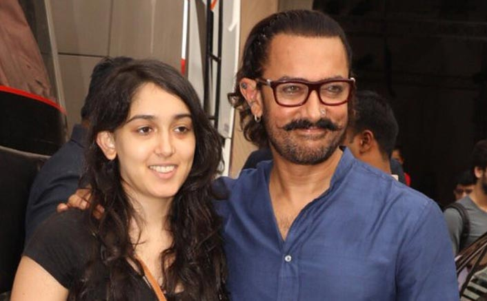 Aamir Khan Takes A Break From Laal Singh Chaddha For Daughter Ira Khan