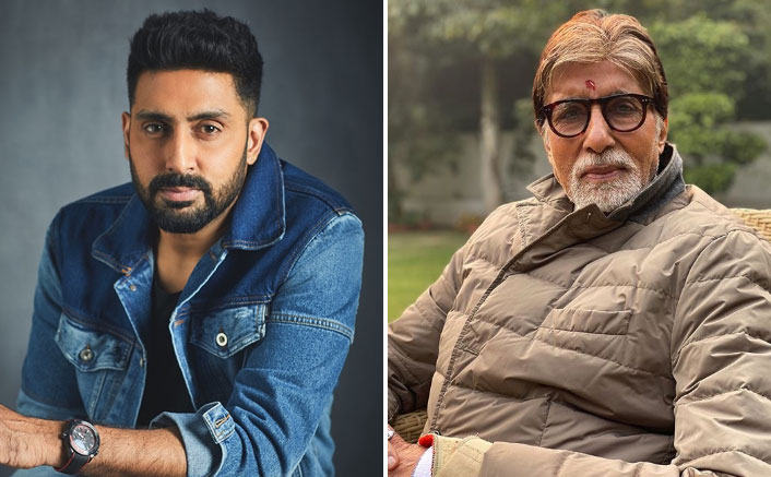 Abhishek Bachchan Calls 'Pa' Amitabh Bachchan His Inspiration & Hero As The Megastar Wins Dadasaheb Phalke Award