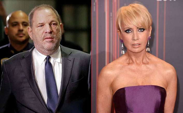 Actress Lysette Anthony accuses Weinstein of multiple rape