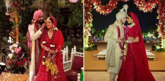 After Babita Phogat, Erica Fernandes, Mona Singh Too Takes Inspiration From Priyanka Chopra Red Bridal Lehenga