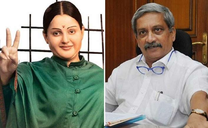 After Jayalalithaa, A Biopic On Late Goa CM Manohar Parrikar Is All Set To Roll!